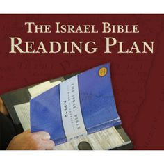 The Israel Bible Reading Plan - Israel365
