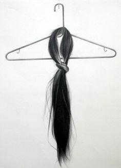 Hong Chun Zhang - Knot Hair (2004)