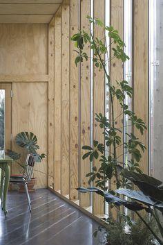 GAFPA BUREAU VOOR ARCHITECTUUR EN STEDENBOUW #hout #structuur #DIY