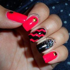 Instagram photo by yannyglez  #nail #nails #nailart