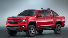 2017 Chevy Colorado Z71, ZR2 Specs, Redesign, Change, Price, Release Date