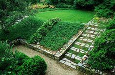Small Sloping Garden Design Ideas