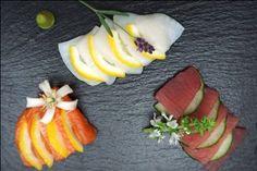 Japanisches Sashimi ganz einfach selber machen.