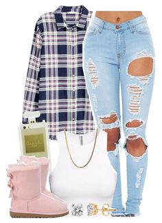"""Untitled #1450"" by lulu-foreva ❤ liked on Polyvore featuring H&M and CC"