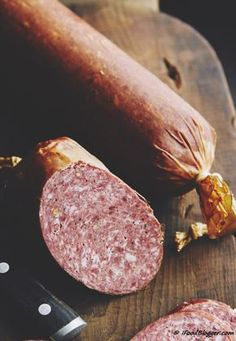 Learn how to make summer sausage at home with these easy to follow illustrated instructions