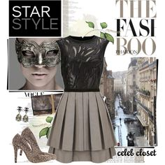 For a Saturday Night Party!, created by bklana on Polyvore