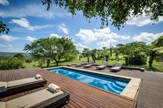 The Mavela Game Lodge is a unique, luxury, safari-style tented bush lodge nestled in the heart of the magnificent Manyoni Private Game Reserve, near Mkuze. The Manyoni Private Game Reserve is a 23,000-hectare Big 5 game reserve in Northern KwaZulu-Natal, known as Zululand. The bush lodge affords both local and international travellers intimate encounters with the African bush. Game Lodge, Private Games, Kwazulu Natal, Big 5, Game Reserve, Safari, Tent, African, Luxury