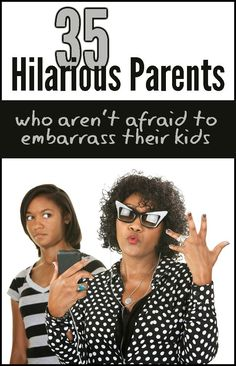 When the kids are little, its all about taking care of them and giving them everything they need to thrive and be happy. But then when they get older its time for parents to start having some funand maybe at their kids expense.
