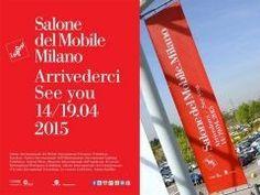#Salon international du meuble de Milan du 14 au 19 avril 2015. La référence internationale dans le secteur de la décoration, du design et de l'ameublement. http://www.batilogis.fr/agenda/salon-france-2015-1.html