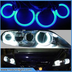 Multicolor CCFL angel eyes for Mazda 6 one set 2 inverters car head lamps high brightness with 7 colors available Projector Headlights, Car Headlights, Mazda 6, Angel Eyes, Cheap Cars, Car Lights, Lamps, Free Shipping, Ring