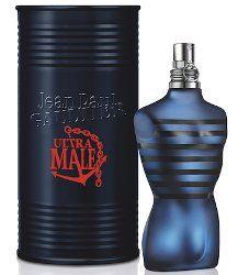 Jean Paul Gaultier Ultra Male. Sweet Jesus, this stuff is incredible