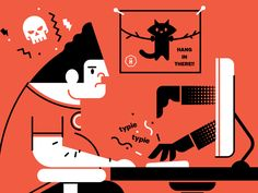 How To Handle Clients...By A Client by Luke Bott - Dribbble