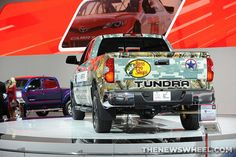 Coming Soon: 2015 Toyota Tundra Bass Pro Shops Off-Road Edition