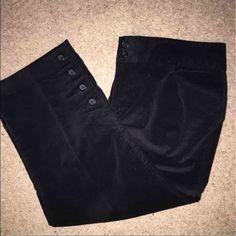 Nwt Women black capris size 14 Gorgeous capris. Retail $32 plus tax a.n.a Pants Capris
