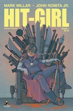 Hit-Girl Preview of the Day