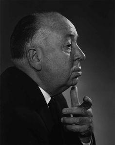 Alfred Hitchcock, 1960 © Estate of Yousuf Karsh