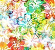 Summer Flowers by fimbisdesigns