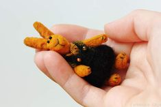 Miniature teddy bunny By Farberova Olga - Bear Pile