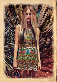 Pachamama- Camilla Franks   - Forever Boho - Bohemian Fashion- Forever Boho – Bohemian Fashion