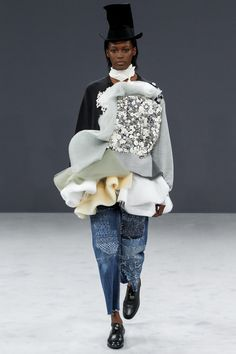 Défilé Viktor & Rolf Haute Couture automne-hiver 2016-2017 21