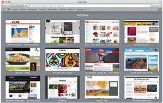 Новий Safari 7.0 що увійде до OS X Maverick http://appleinsider.com/articles/13/06/14/safari-70-streamlined-and-accelerated-for-os-x-mavericks