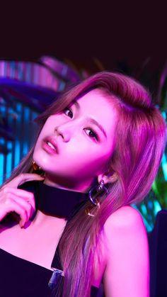 Nayeon, South Korean Girls, Korean Girl Groups, Sana Kpop, Shy Shy Shy, K Pop, Sana Cute, Kpop Girl Bands, Twice Fanart