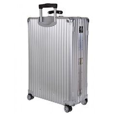 La valise Classic Flight 78 litres de chez Rimowa.