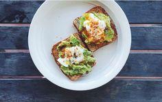 Avocado on Toast: Nicht umsonst das angesagteste Frühstück
