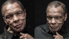 Muhammed Ali'nin İlk Kez Yayınlanan Son Fotoğrafları