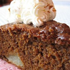 Ginger, molasses, sugar, butter and flour are the basic building blocks of gingerbread cake and cookie dough. This lens is a collection of recipes...