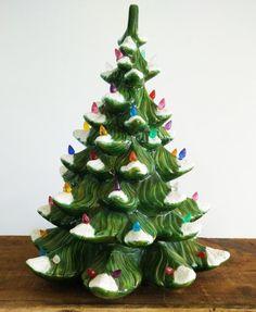 141 Best Ceramics Images In 2018 Ceramic Christmas Trees