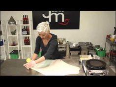 Jackie M - How to Flip Roti Canai