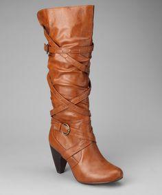 ]Rust Sylvia Boot