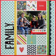 Family {Simple Stories} - Scrapbook.com