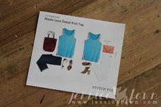 Loveappella Macks Lace Detail Knit Top | JessicaFawn.com   #StitchFix