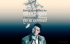 Supernatural_ /Castiel #spn  http://www.facebook.com/supernaturalrox