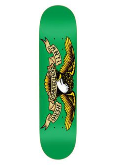 Anti Hero Classic Eagle M Deck  Skateboards Decks Save up to 50% Off at Jacks SurfBoards with Coupon and Promo Codes.