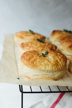 These Festive Lentil Hand Pies are filled with a savory mix of lentils, mushrooms, walnuts and red wine, wrapped in flaky layers of vegan puff pastry. Thanksgiving Appetizers, Thanksgiving Recipes, Holiday Recipes, Thanksgiving 2020, Vegetarian Thanksgiving, Holiday Appetizers, Holiday Treats, Lentil Recipes, Vegan Recipes
