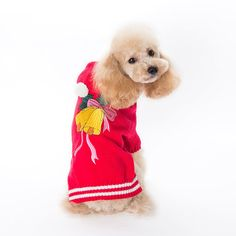 DOGGYZSTYLE Christmas Ugly Holiday Sweater for Dog Pets * To view further for this item, visit the image link. (This is an affiliate link and I receive a commission for the sales) #PetCats