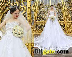 #empire #weddingdresses #weddingchicks