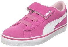 PUMA S Vulc V Sneaker (Toddler/Little Kid/Big Kid) Puma. $47.90