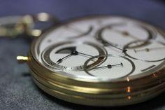 George Daniels Space Traveller's Pocket Watch