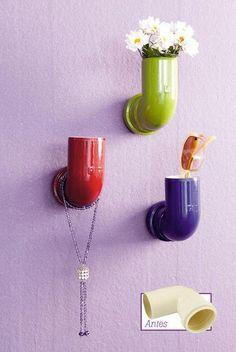 genbrug ideer til at designe usædvanlige dørhåndtag