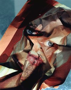 Ofer Wolberger, photograph, part of the series Crumpled Paper (2013). This is a case where the disfigured portrait, a model, betrays a darker truth about our humanity as the artist attempts to portray her as grotesque. Is outward beauty a sign of inner beauty or do the two have nothing to do with one another? Socrates believed that inner beauty was purity of soul by living a virtuous life, arguing that outer beauty can distract and deceive others and ourselves as to the true state of our…