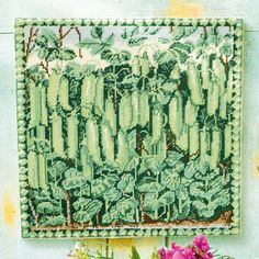 Peas - By Kaffe Fassett - Now Available At Ehrman Tapestry