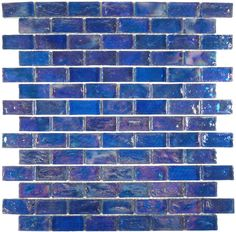 """Sheet size: 12"""" x 12""""     Tile Size: 3/4"""" x 1 1/2""""     Tiles per sheet: 98     Tile thickness: 1/4""""     Grout Joints: 1/8""""     Sheet Mount: Mesh Backed     Sold by the sheet"""