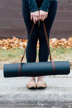 Where you go, your mat goes.