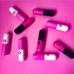 Cuteness overdose! @makeupbytammi loves her #sugarpill #prettypoison lipstick collection 💊💊💊