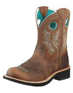 Cowgirl Boots, Ariat Women, Shoes, Cowboy Boots, Style, Ariat Fatbaby