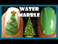 WINTER & CHRISTMAS HOLIDAY NAIL ART COMPILATION | MELINEY HOW TO FULL TUTORIAL - YouTube